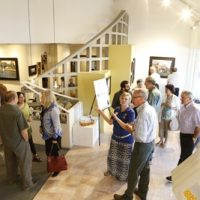 The heART of Orange County All Media 2016 juried exhibit