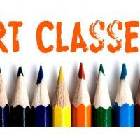 Art Class Series presented by Art Innovators