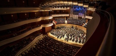 Concert at the Musco Center for the Arts