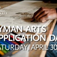 Ryman Arts Application Day