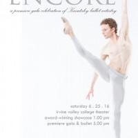 ENCORE: A Premier Gala Celebration of Kasatsky ballet artistry