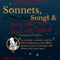 Sonnets, Songs, and Sorry Will's Been Dead for 400 Years!