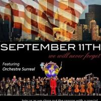 Season Finale 9/11 Tribute