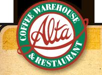 Alta Coffee Warehouse