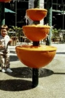 Award Winning, 2000 - - Orange Grove Fountain