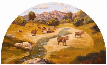 Raising of Cattle