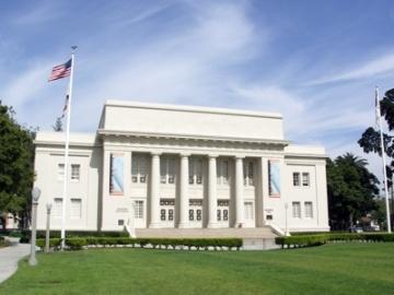 Memorial Hall, Chapman University