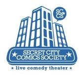 Secret City Comics Society