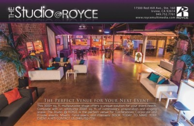 Studio @ Royce, The