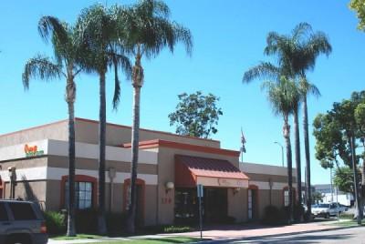 Orange Senior Center
