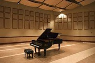 Salmon Recital Hall, Chapman University